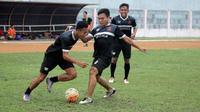 Persijap Jepara merajut asa bersama pelatih baru pada putaran kedua Liga 2 (Bola.com/Ronald Seger)