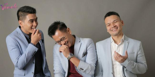 The Brocasters/Ade Irawan/Kapanlagi.com