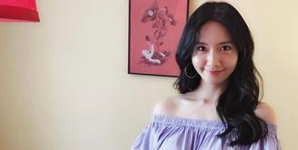 Lantaran mempunyai wajah yang cantik menawan, Yoona SNSD kerap dipercaya menjadi bintang iklan dari brand papan atas. (Foto: instagram.com/yoona__lim)