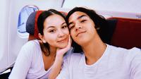 Sekarang ini Alyssa tengah menyelesaikan pendidikannya di luar negeri. Namun, beruntungnya ia sering dihampiri sang kekasih yang memberikan dukungan untuknya.  (Instagram/alghazali7)