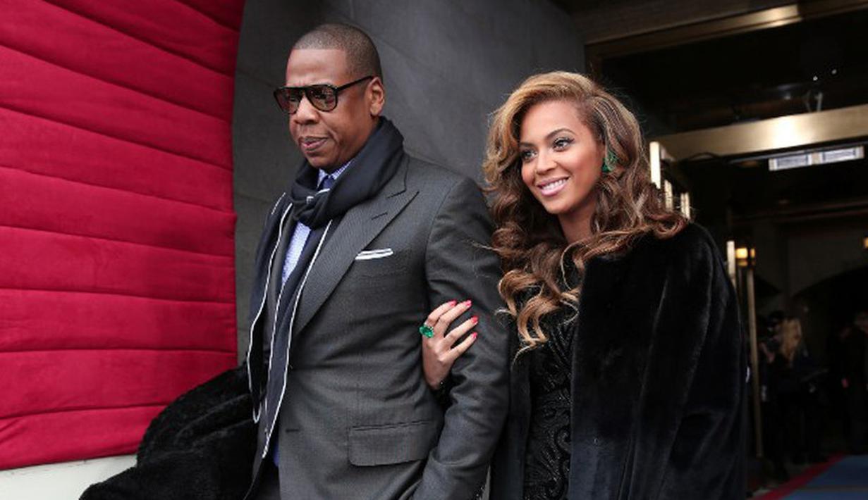 Kehamilan kedua Beyonce sempat menjadi bahan perbincangan lantaran foto yang diunggahnya beberapa waktu lalu. Sempat dipertanyakan keberadaannya, ternyata Jay Z menyambut kehamilan istrinya dengan senang. (AFP/Bintang.com)