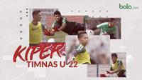 Kiper Timnas Indonesia di Piala AFF U-22 2019. (Bola.com/Dody Iryawan)
