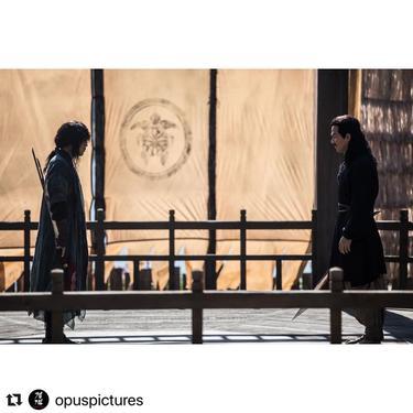 Bikin Pangling, Ini 5 Potret Joe Taslim Gondrong di Film Korea 'The Swordsman'