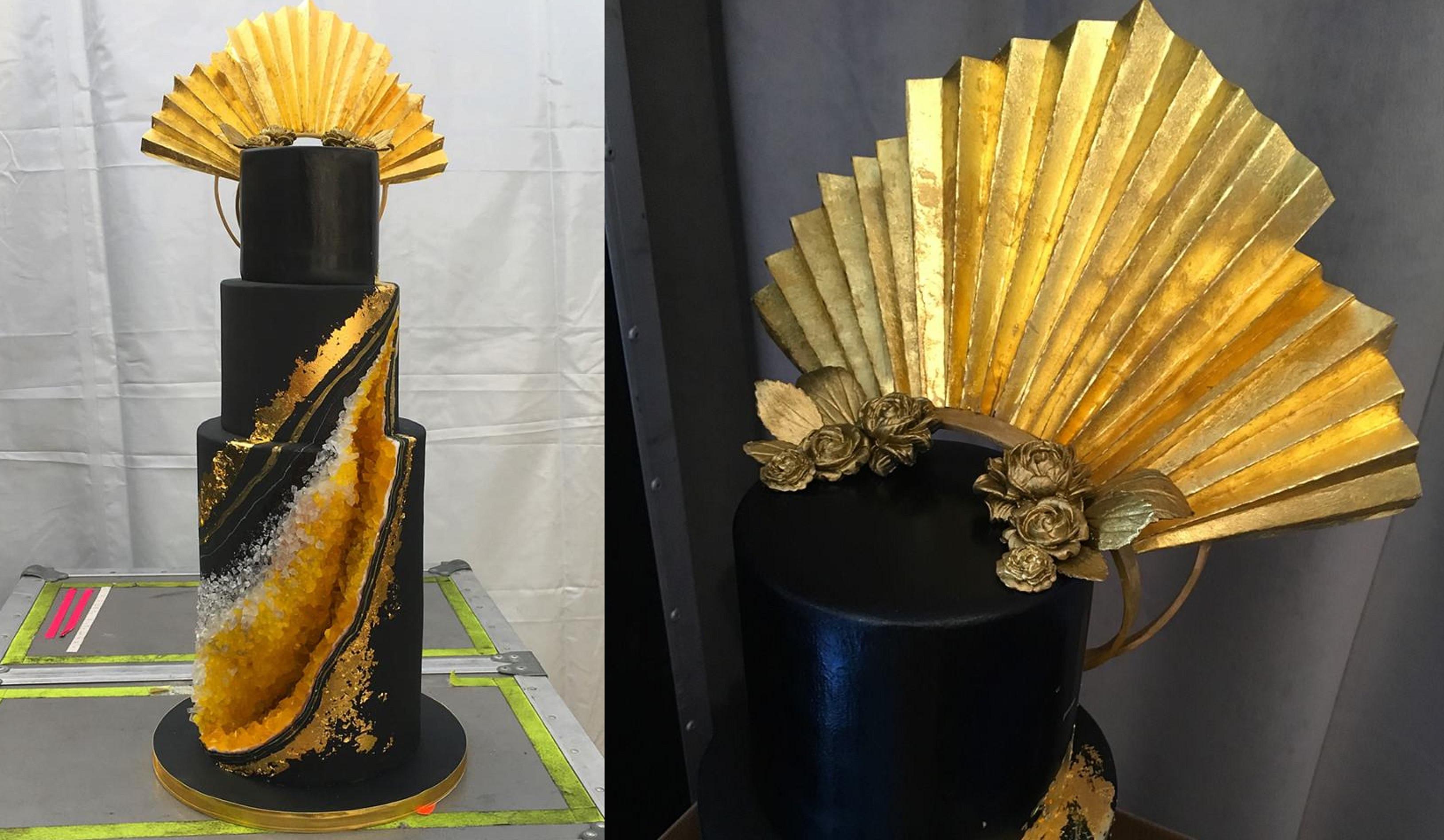 Kue ulang tahun Beyonce (Sumber: Facebook/ Cake Life Bake Shop)