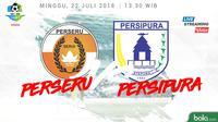Liga 1 2018 Perseru Serui Vs Persipura Jayapura (Bola.com/Adreanus Titus)