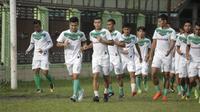 Skuat PSMS Medan (Reza Perdana)