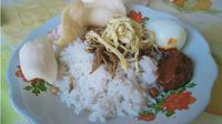 Nasi gemuk sudah cukup dikenal oleh kalangan masyarakat di Kota Jambi. (Liputan6.com/Gresi Plasmanto)