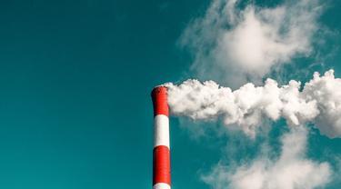 Ilustrasi emisi karbon (unsplash)