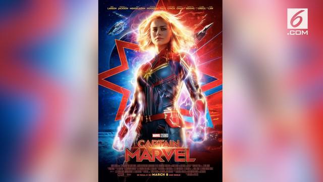 Marvel merilis trailer kedua dari film Captain Marvel. Dalam trailer terbarunya dijelaskan masa lalu Captain Marvel hingga cerita ia diselamatkan alien.