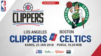 LA Clippers Vs Boston Celtics_2 (Bola.com/Adreanus Titus)