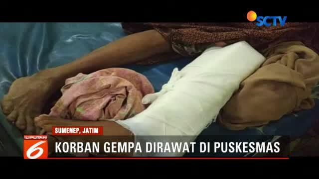Dari data di puskesmas Kecamatan Gayam, tercatat jumlah korban yang mengalami luka ringan maupun luka berat mencapai 26 orang.