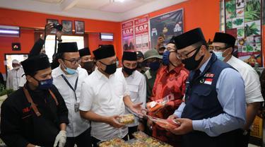 Menkop UKM Dorong Kopontren Al Ittifaq Jadi Role Model Koperasi Pangan di Indonesia
