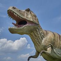 Liburan dengan Dinosaurus. (Foto: Dok. PIK Avenue)