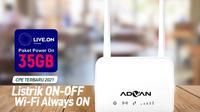 Advan Router CPE Star (Foto: Advan).