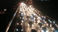 Arus Balik Pemudik Mulai Terjadi di Tol Jakarta-Cikampek (Liputan6.com/abramena)
