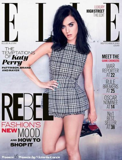 Katy Perry, Elle UK