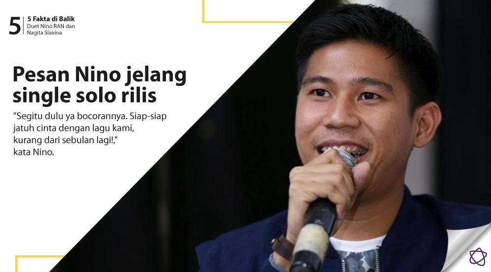 5 Fakta di Balik Duet Nino RAN dan Nagita Slavina. (Foto: Galih W. Satria/Dok. Bintang.com, Desain: Nurman Abdul Hakim/Bintang.com)
