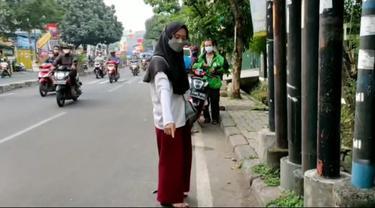 Habis Swab PCR, Motor Milik CPNS di Tangerang Digondol Maling