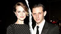 Aktris Evan Rachel Wood memutuskan berpisah dari suaminya, aktor Jamie Bell setelah hanya hampir dua tahun menikah.