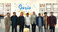 Rumah Perubahan Rhenald Kasali berkolaborasi dengan Yayasan Tegar menyelenggarakan pameran pendidikan bertajuk Garis Mahir. (Liputan6.com/Istimewa)