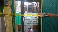 ATM yang hendak dibobol di Aceh Utara (Liputan6.com/Rino Abonita)