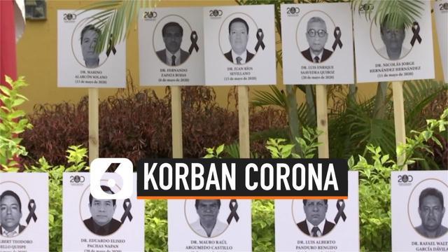 korban corona