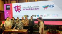 Peluncuran Bari Belanja Online Nasional (Harbolnas) 2019 (dok: Mulandy)
