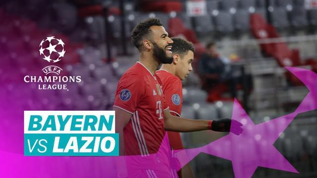 Berita video gol-gol dan beragam peluang yang terjadi saat Bayern Munchen mengalahkan Lazio 2-1 pada leg kedua babak 16 besar Liga Champions 2020/2021, Kamis (18/3/2021) dinihari WIB.