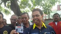 Wali Kota Depok Nur Mahmudi (Liputan6.com/ Danu Saputra)