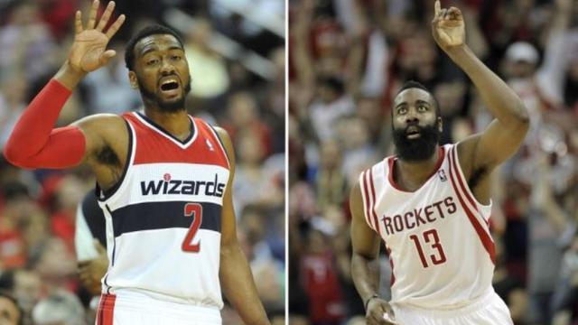 83f02d50bef2 James Harden dan John Wall Jadi Pemain Terbaik NBA Bulan Ini - NBA ...