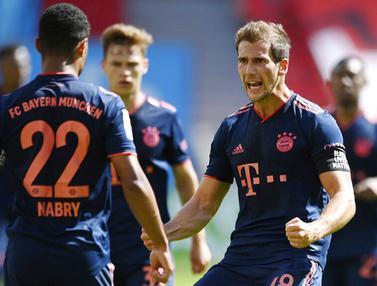 Bayern Munchen Vs Bayer Leverkusen