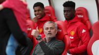 Jose Mourinho (AFP/Scott Heppell)