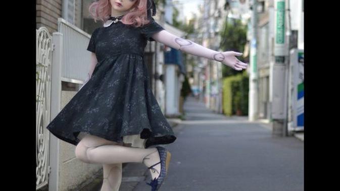 Lulu Hashimoto dijuluki sebagai