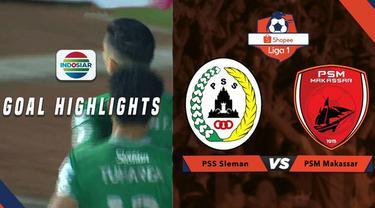 Berita video momen gol-gol yang tercipta saat PSS Sleman melakukan comeback fantastis menghadapi PSM Makassar dalam lanjutan Shopee Liga 1 2019, Jumat (23/8/2019).