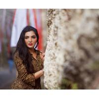 Gaya Ashanty dan Aurel Hermansyah Saat Memakai Baju Motif Ular (sumber:Instagram/azriel_hermansyah)