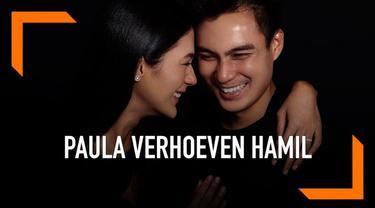 Baim Wong mengumumkan kabar kehamilan sang istri, Paula Verhoeven. Ini diumumkan Baim saat dirinya dan Paula menjadi tamu di chanel YouTube Ria Ricis.