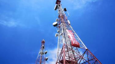 BTS Telkomsel pertama di Indonesia