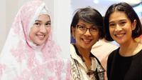 6 Momen Kedekatan Dian Sastro Bareng Orang Tua, Harmonis Meski Beda Agama (sumber: Instagram/therealdisastr)