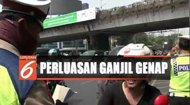 Operasi Patuh Jaya 2019 sudah menjaring 80 ribu pengendara yang melanggar peraturan lalu lintas.