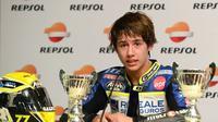 Pembalap muda Andreas Perez meninggal dunia. (doc. MotoGP)