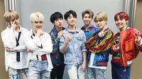 The Truth Untold sendiri adalah lagu yang dirilis BTS di album terbaru mereka, Love Yourself. Lagu ini merupakan lagu hasil kolaborasi antara BTS dan Steve Aoki. (Foto: soompi.com)