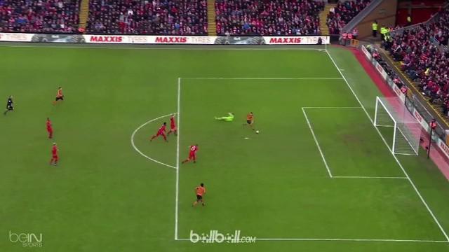 Berita video Liverpool tersingkir dari Piala FA usai kalah dari Wolverhampton Wanderers 1-2 di Anfield, Sabtu (28/1/2017).