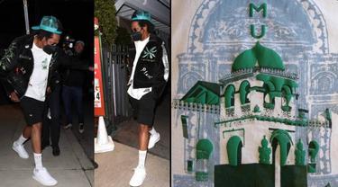 Buntut Panjang Kaus Bergambar Masjid yang Dikenakan Jay Z Saat Makan di Restoran
