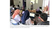 Kelas Coding Mum Difabel dikhususkan bagi para penyandang disabilitas. (VOA Indonesia)