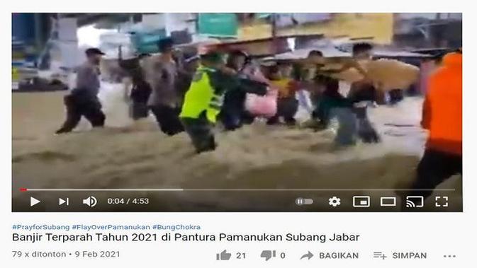 Gambar Tangkapan Layar Video dari Channel YouTube Bung Chokra