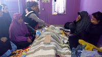 Bisikan gaib antar remaja Makassar, Syahruddin tewas gantung diri (Liputan6.com/ Eka Hakim)