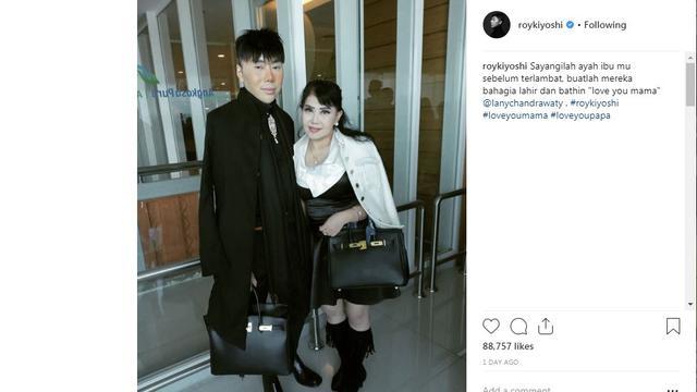 Roy Kiyoshi (Foto: Instagram)