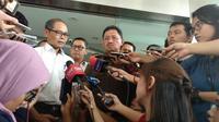 Auditor Utama Investigatif BPK I Nyoman Wara melaporkan potensi kerugian negara yang disebabkan atas pemberian fasilitas kredit oleh Bank Mandiri ke Jaksa Agung Muda Tindak Pidana Khusus (Jampidsus).