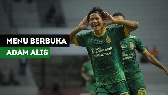 Pemain Sriwijaya FC, Adam Alis memiliki menu wajib untuk berbuka puasa. Apakah itu?