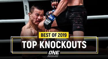Berita Video 10 Knockouts Terbaik One Championship tahun 2019 (Bagian 2)